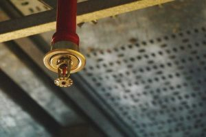 Fire sprinkler head